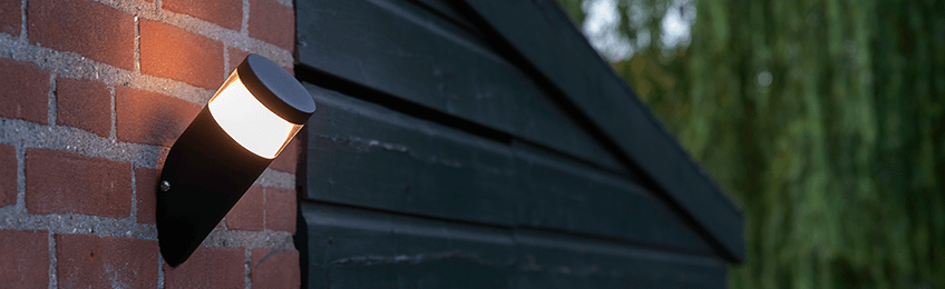 Apliques de parede exterior