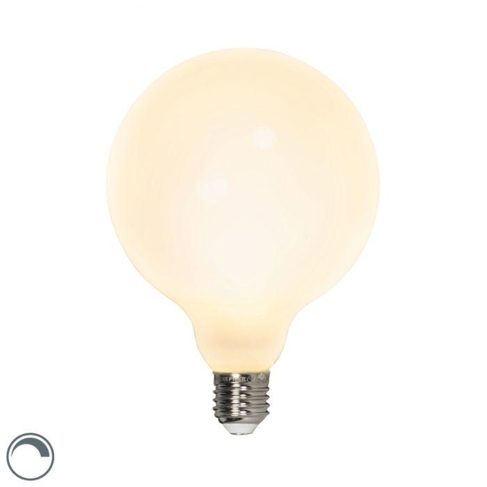 Lâmpada-globo-LED-G125-regulável-E27-8W-900lm-2700-K.