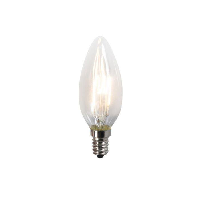 Lâmpada-LED-de-filamento-torcido-C35-2W-2200K-transparente