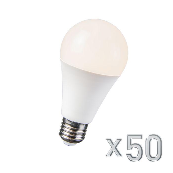 Lâmpada-LED-10W-E27-B60-conjunto-de-50