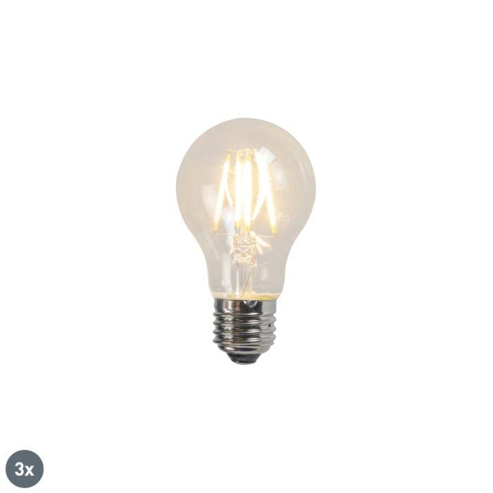 Lâmpada-LED-de-filamento-A60-4W-2700K-claro-conjunto-de-3