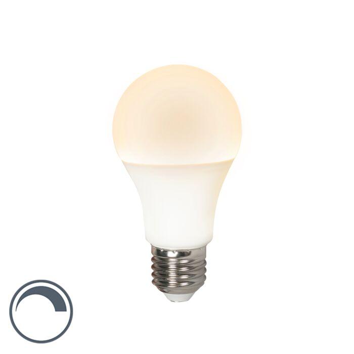 Lâmpada-LED-E27-240V-12W-1200lm-A60-regulável