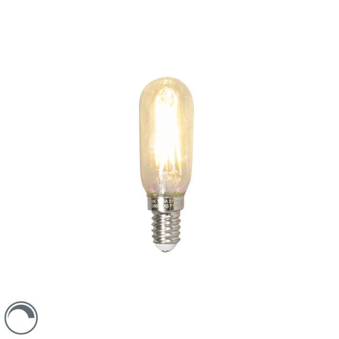 Tubo-da-lâmpada-de-filamento-LED-E14-240V-3,5W-310lm-T24-regulável