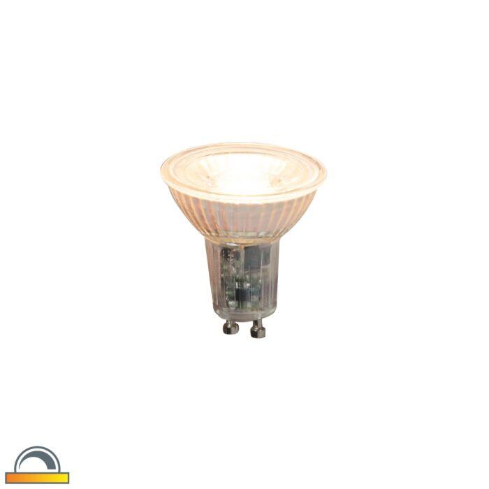 Lâmpada-LED-dimerizável-GU10-5,5-W-360-lm-2000-K---2700-K