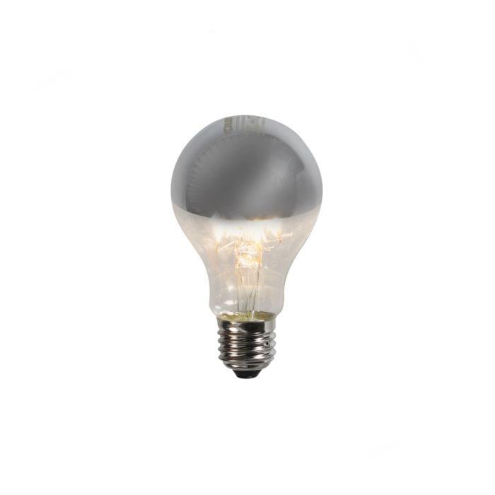 Lâmpada-LED-de-filamento-com-cabeça-de-espelho-240V-4W-370lm-transparente-2700K