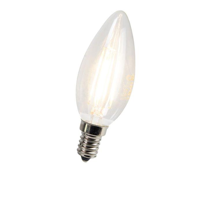 Lâmpada-LED-com-vela-de-filamento-E14-3W-300-lumens