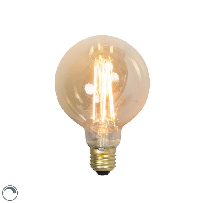 Lâmpada-globo-LED-de-filamento-longo-E27-240V-4W-320lm-regulável