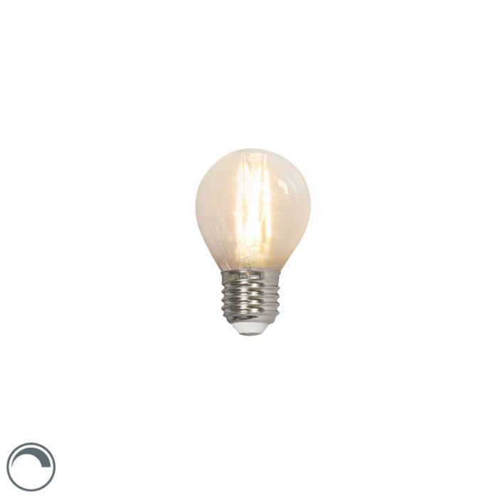 Lâmpada-esférica-de-filamento-P45-de-LED-regulável-E27-3,5-W-350-lm-2700-K.
