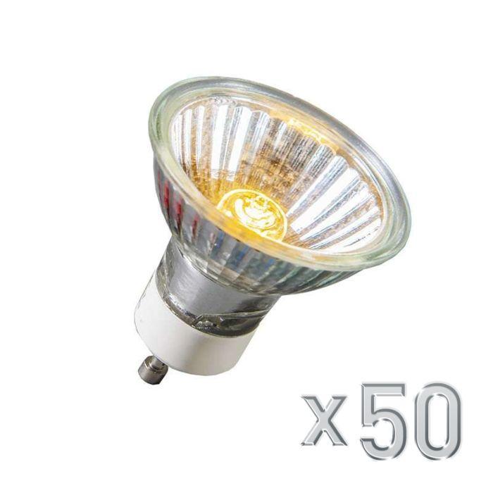 Halogênio-GU10-40W-350LM-230V-conjunto-de-50