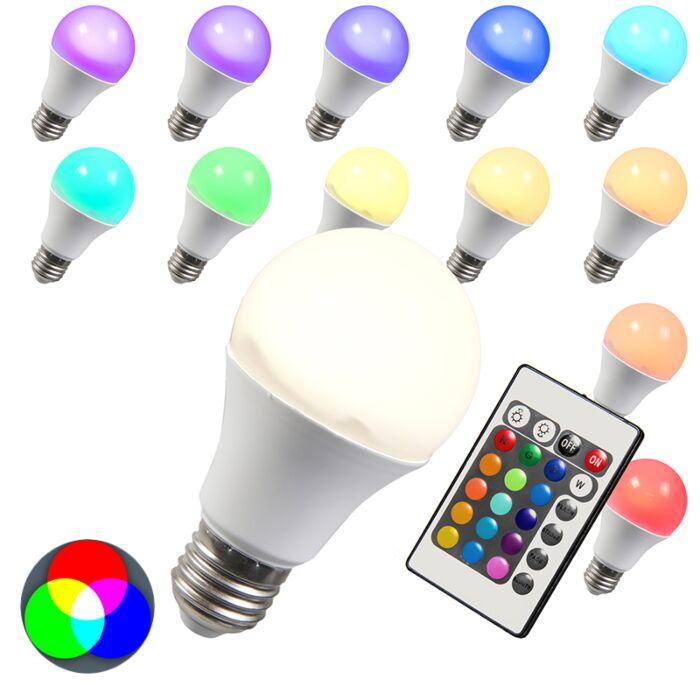 Lâmpada-LED-RGB-E27-10W-branco-extra-quente