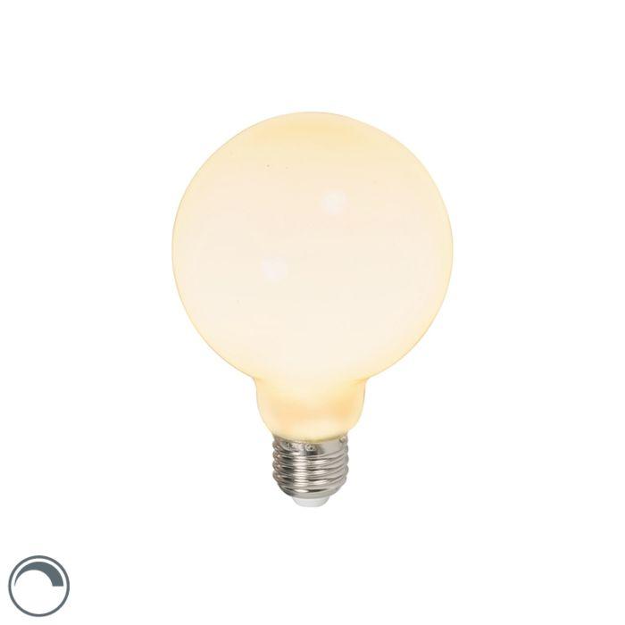 Lâmpada-globo-LED-E27-240V-6W-650lm-regulável