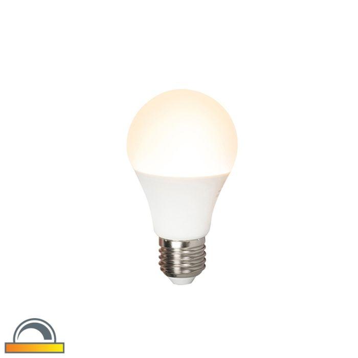 Lâmpada-LED-E27-240V-7W-510lm-A60-regulável