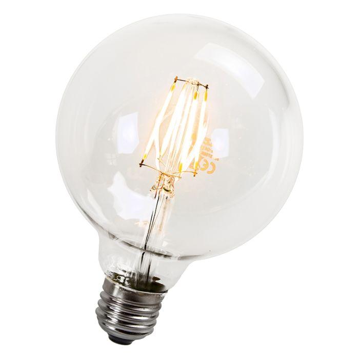 Lâmpada-globo-de-filamento-LED-95mm-E27-4W-470-lúmens