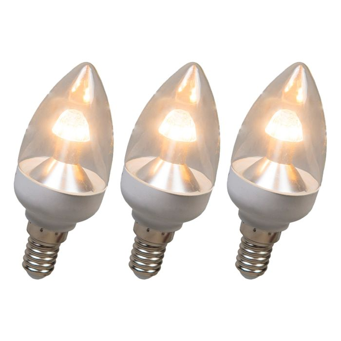 Lâmpada-de-vela-LED-E14-4W-250-lúmen-branco-quente-Conjunto-de-3-reguláveis