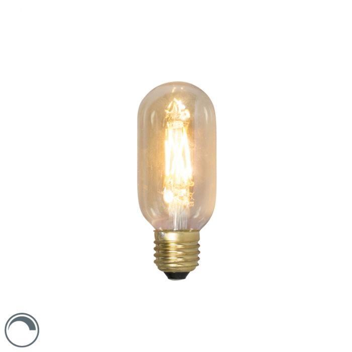 Tubo-da-lâmpada-de-filamento-LED-regulável-E27-T45L-4W-320lm-2100-K.