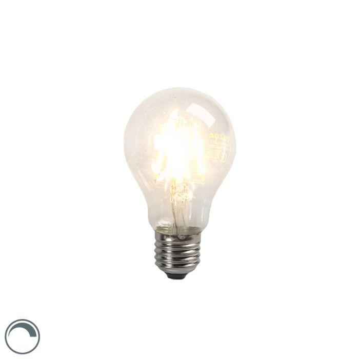 Lâmpada-de-filamento-LED-regulável-E27-4W-390LM-2700K