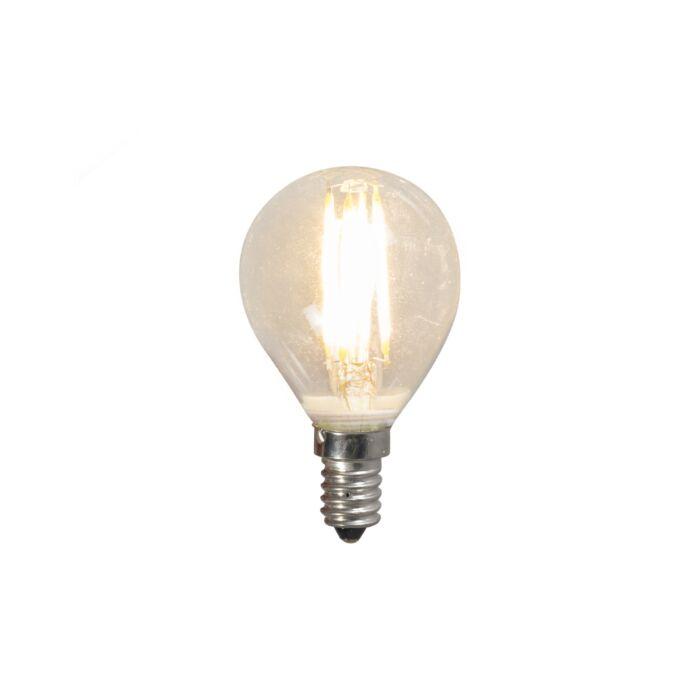 Lâmpada-LED-de-filamento-E14-P45-4W-2700K-transparente