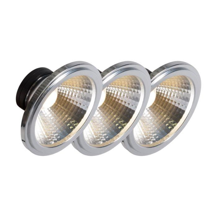 AR111-lâmpada-LED-COB-7W-24-°-conjunto-de-3