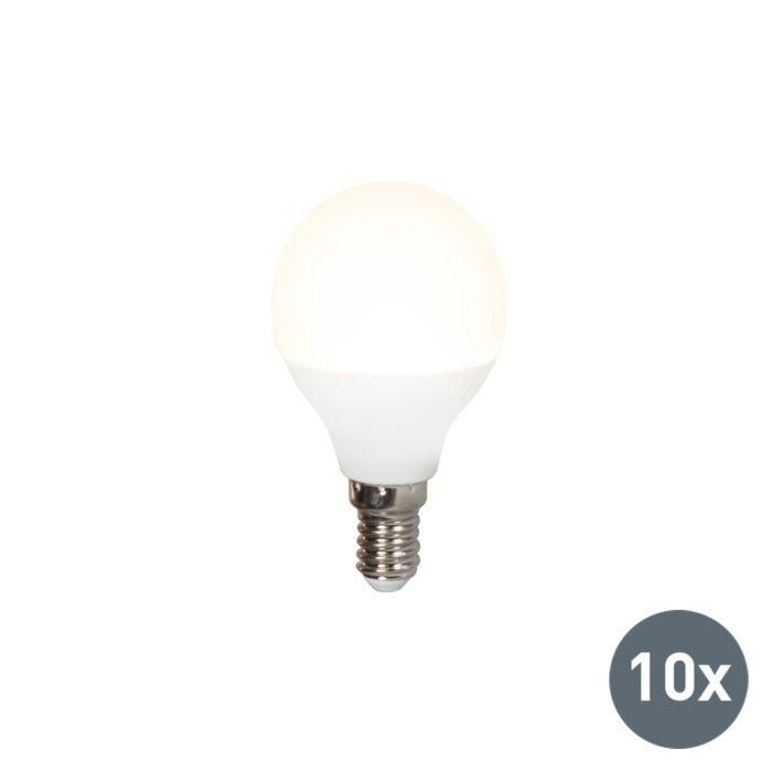 Conjunto-de-10-lâmpadas-LED-P45-E14-5W-3000K