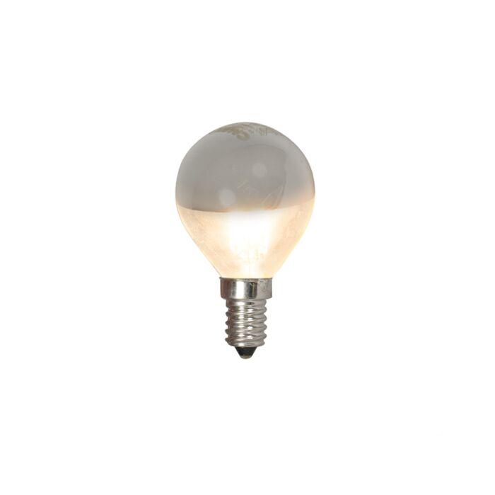 Lâmpada-esférica-de-filamento-LED-espelho-principal-E14-240V-4W-370lm
