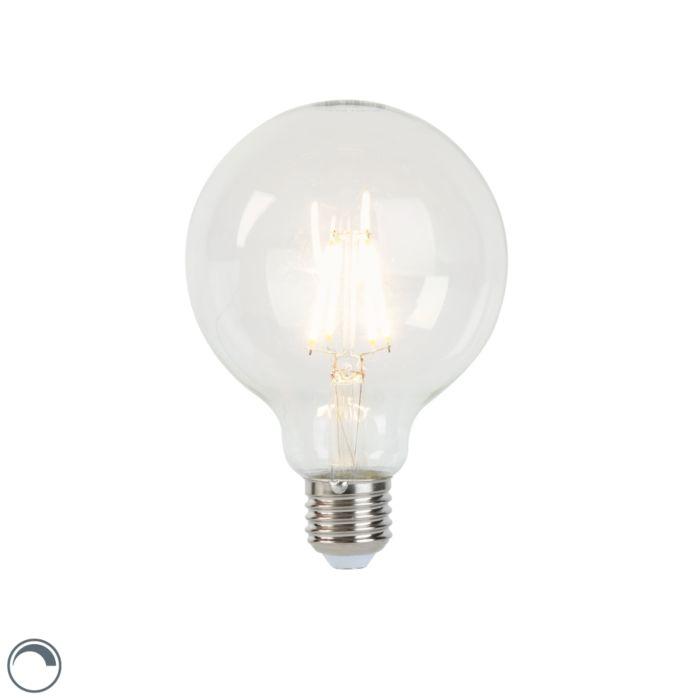 Lâmpada-filamento-LED-regulável-E27-G95-5W-470lm-2700K