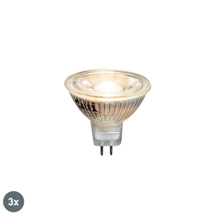 Conjunto-de-3-lâmpadas-LED-3W-230-lumens