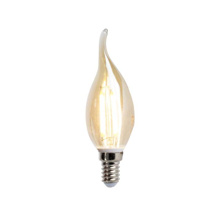 Lâmpada-de-vela-de-filamento-LED-E14-4W-350-lúmen-branco-quente-2200K