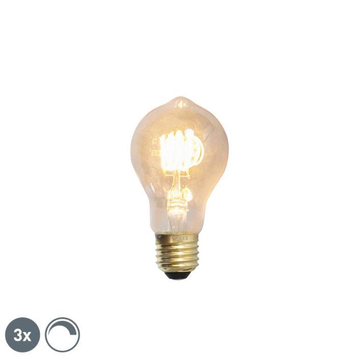 Conjunto-de-3-lâmpadas-LED-de-filamento-regulável-E27-4W-200lm-2100K