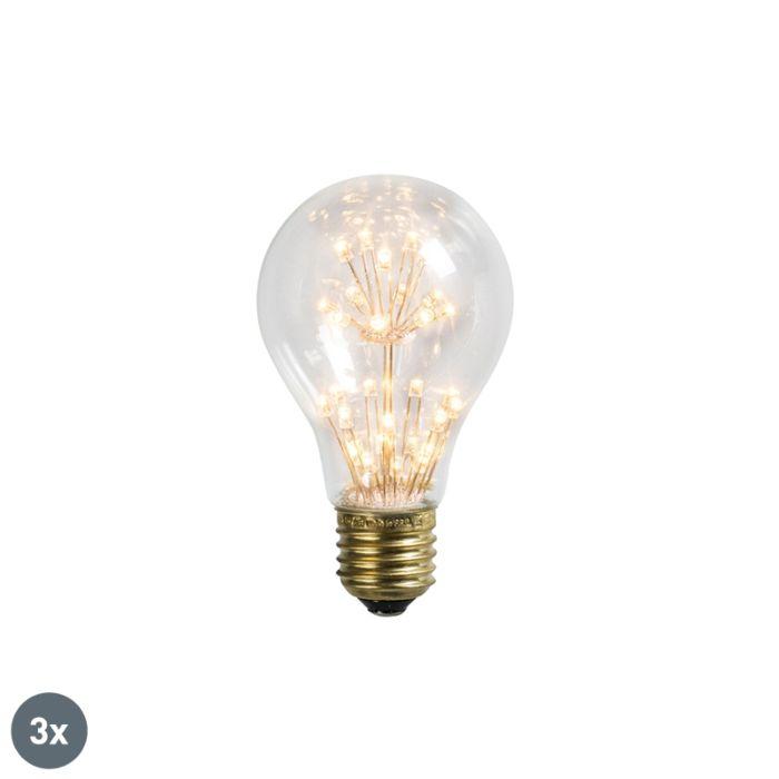 Conjunto-de-3-lâmpadas-LED-E27-1.5W-/-136LM