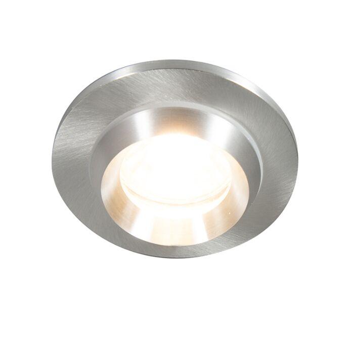 Foco-de-encastrar-moderno-alumínio-IP54---SPA