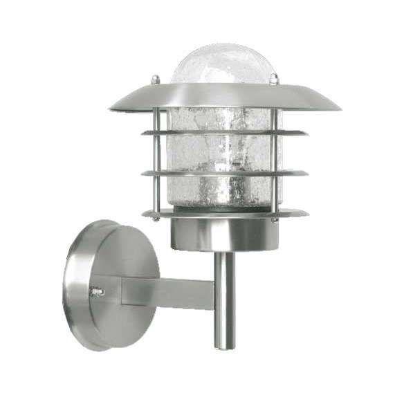 Parede-Prato-lâmpada-de-exterior