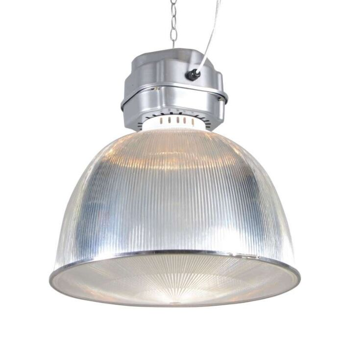 Lâmpada-suspensa-industrial-Saída-II-de-alumínio