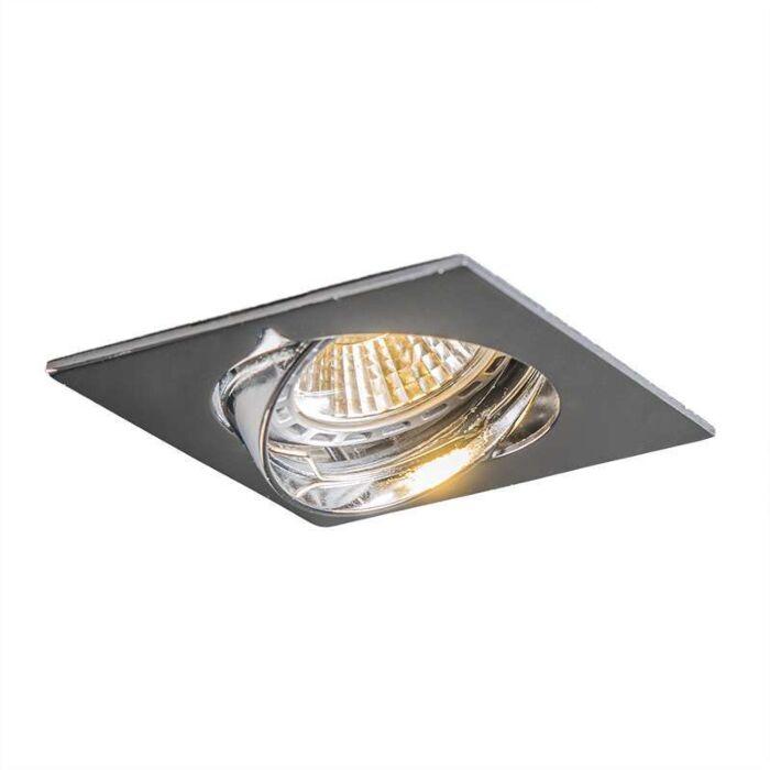 Spot-embutido-LED-Edu-cromado-quadrado-inclinável