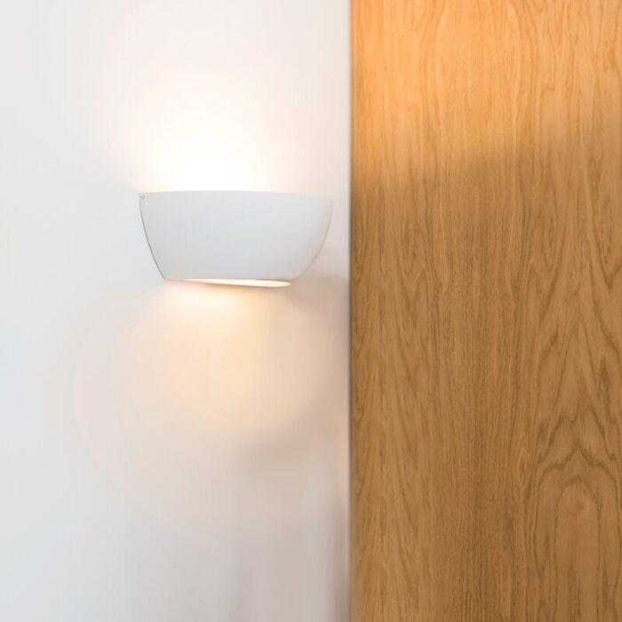 Candeeiro-de-parede-branco---Gipsy-Chatou