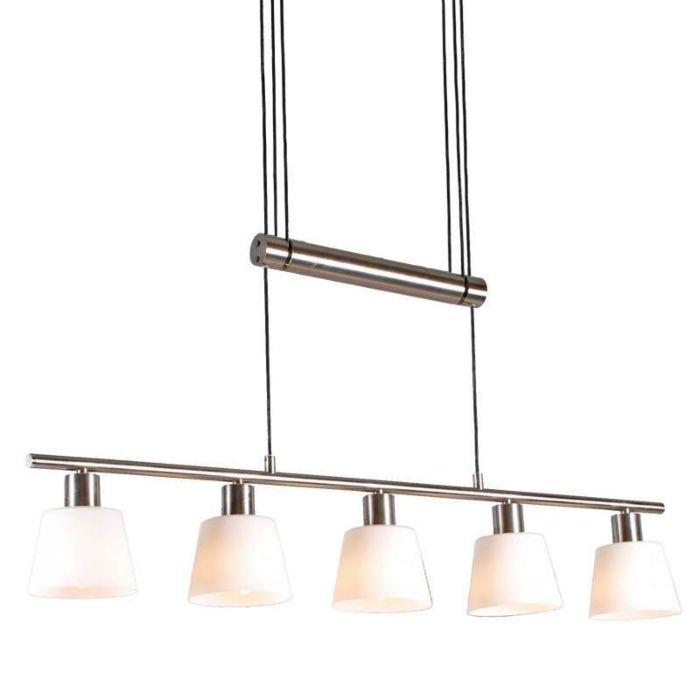 Candeeiro-suspenso-Pendula-HL93-5-luzes