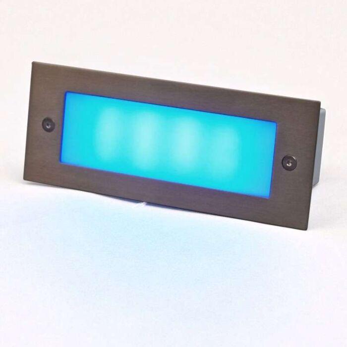 Lâmpada-embutida-LED-LEDlite-Recta-17-azul