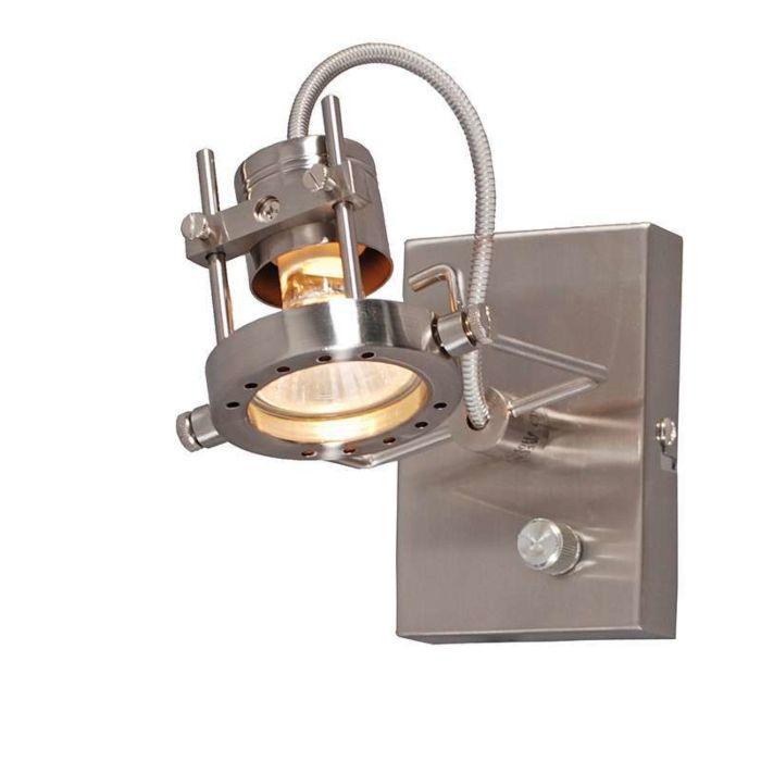 Luminária-de-parede-Suplux-1-com-dimmer-aço