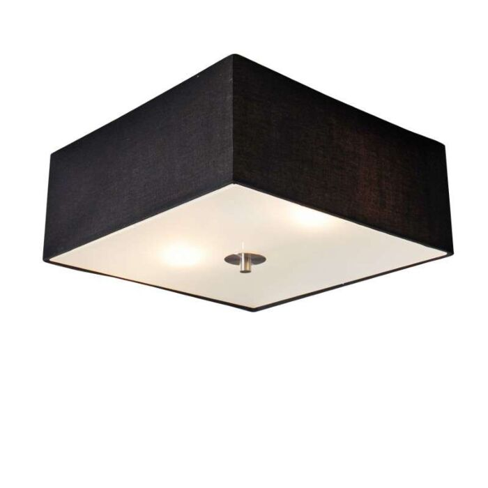 Candeeiro-de-teto-Tambor-35-quadrado-preto