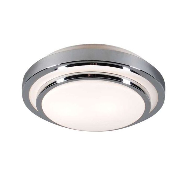Luminária-de-teto-Baxter-Double-28-cromada