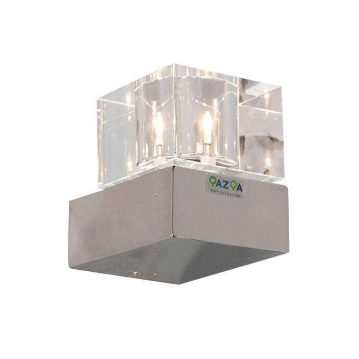 Lâmpada-de-parede-Dice-1-cromo