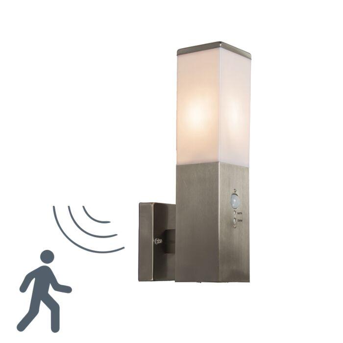 Lâmpada-de-exterior-Malios-parede-aço-IR