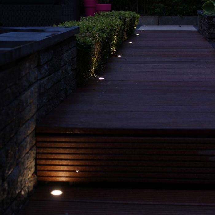 Conjunto-de-instalação-de-LED-de-10-Cosi-em-branco-quente