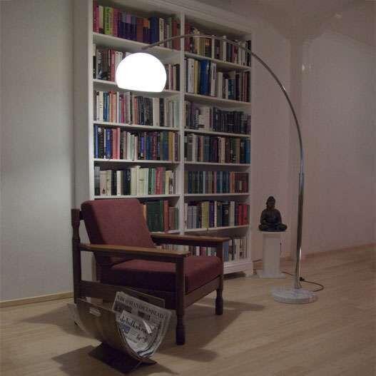 Grande-lâmpada-de-arco-cromado-Basic