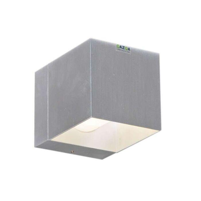 Candeeiro-de-parede-Luca-alumínio-LED