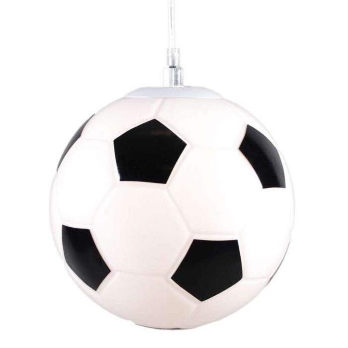 Candeeiro-de-suspensão-infantil-futebol