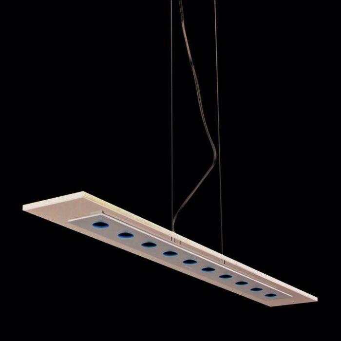 Candeeiro-suspenso-Credo-Straight-100-LED-preto