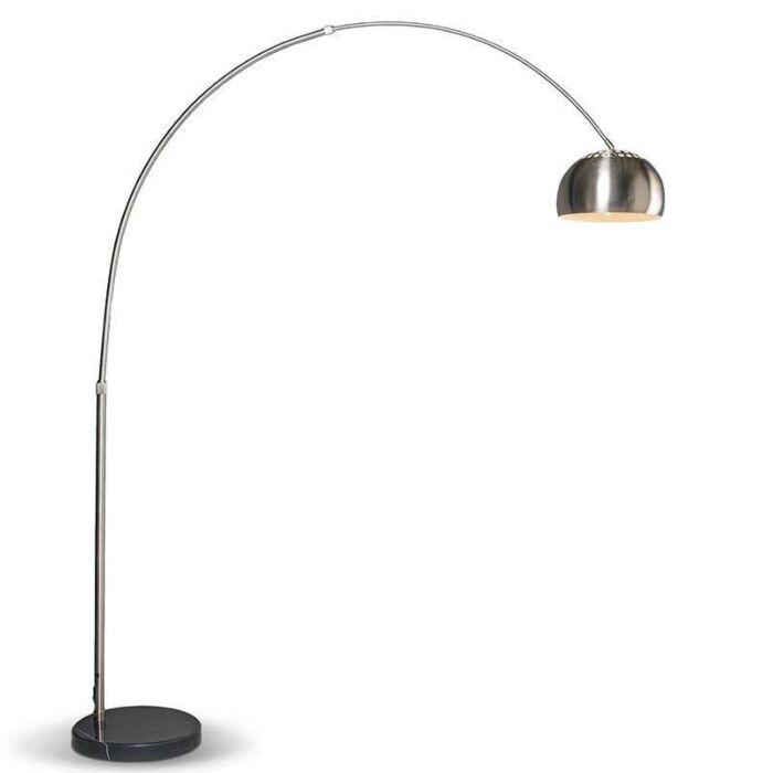 Lâmpada-de-arco-moderno-ajustável-em-aço---Grande