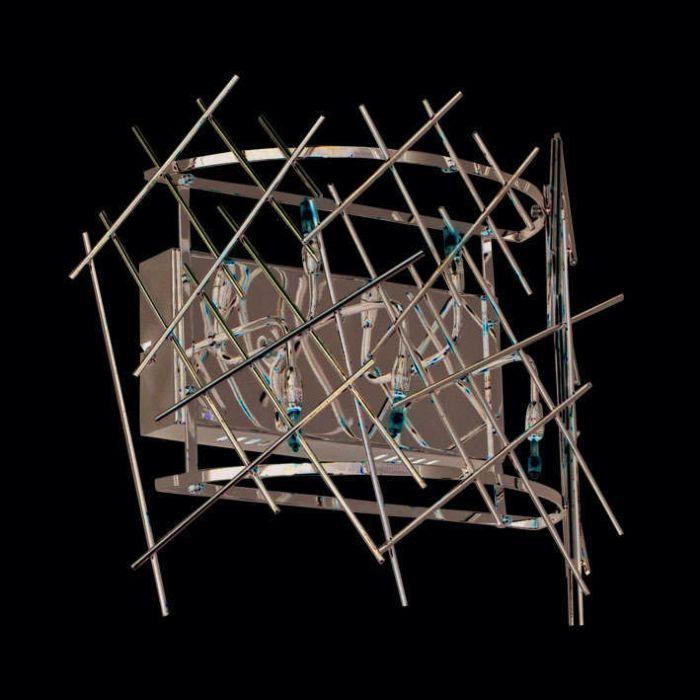 Lâmpada-de-parede-Forest-5-cromada