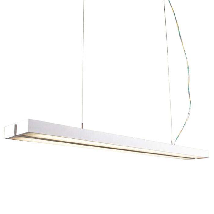 Lâmpada-suspensa-Tubo-Q-duplo-branco-2-x-28W