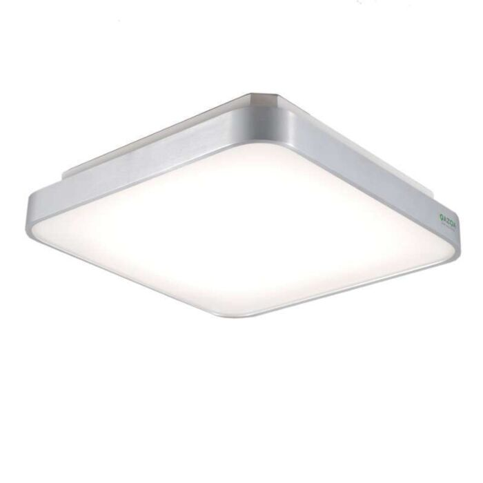 Lâmpada-do-teto-Tela-Square-40-de-alumínio